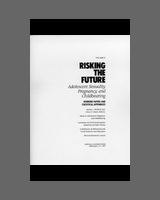 Cover of Risking the Future
