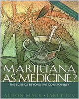 Cover of Marijuana as Medicine?