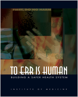 Cover of To Err is Human