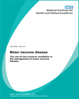 Cover of Motor Neurone Disease