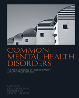 Cover of Common Mental Health Disorders