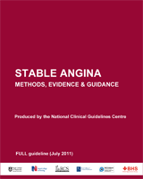 Cover of Stable Angina