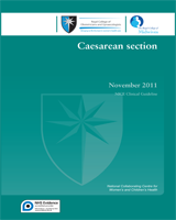 Cover of Caesarean Section