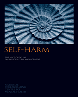 Cover of Self-Harm: Longer-Term Management