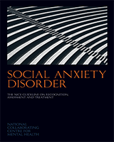 Cover of Social Anxiety Disorder