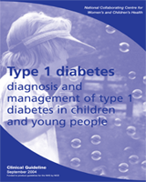 Cover of Type 1 Diabetes