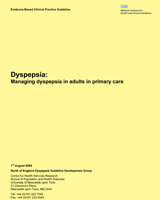Cover of Dyspepsia