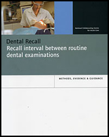 Cover of Dental Recall
