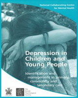 Cover of Depression in Children and Young People
