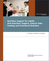 Cover of Nutrition Support for Adults