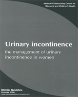 Cover of Urinary Incontinence