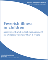 Cover of Feverish Illness in Children