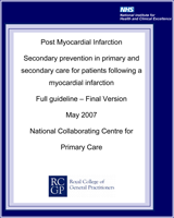 Cover of Post Myocardial Infarction