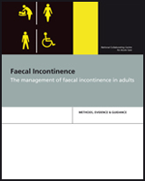 Cover of Faecal Incontinence