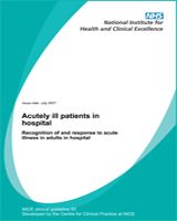 Cover of Acutely Ill Patients in Hospital