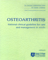 Cover of Osteoarthritis