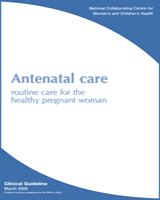Cover of Antenatal Care