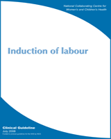 Cover of Induction of Labour
