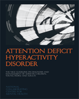 Cover of Attention Deficit Hyperactivity Disorder