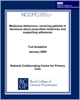 Cover of Medicines Adherence