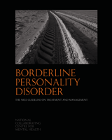Cover of Borderline Personality Disorder