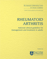 Cover of Rheumatoid Arthritis