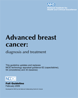 Cover of Advanced Breast Cancer