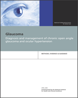 Cover of Glaucoma