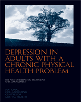 Cover of Depression in Adults with a Chronic Physical Health Problem
