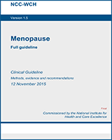 Cover of Menopause