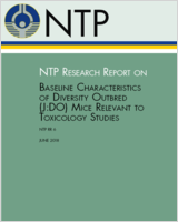 NTP Research Report on Baseline Characteristics of Diversity