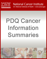 Cover of PDQ Cancer Information Summaries