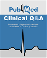Cover of PubMed Clinical Q&A