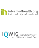 Cover of InformedHealth.org