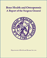 Cover of Bone Health and Osteoporosis