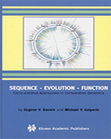 Cover of Sequence - Evolution - Function