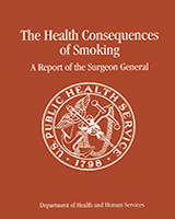 Cover of The Health Consequences of Smoking