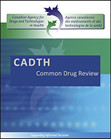 Cover of CADTH Canadian Drug Expert Committee Final Recommendation: Tiotropium/Olodaterol