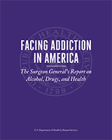Cover of Facing Addiction in America
