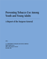 Cover of Preventing Tobacco Use Among Youth and Young Adults