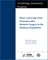 Excluded Studies - Short- and Long-Term Outcomes after
