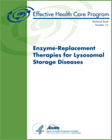 Cover of Enzyme-Replacement Therapies for Lysosomal Storage Diseases