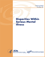 Cover of Disparities Within Serious Mental Illness