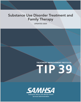 Cover of Substance Abuse Treatment and Family Therapy