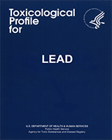 Cover of Toxicological Profile for Lead