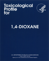 Cover of Toxicological Profile for 1,4-Dioxane