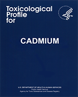 Cover of Toxicological Profile for Cadmium
