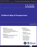 Cover of Evidence Map of Acupuncture