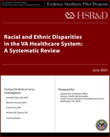 RESULTS - Racial and Ethnic Disparities in the VA Healthcare