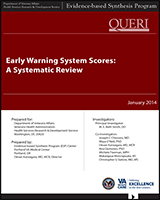 Early Warning System Scores: A Systematic Review - NCBI Bookshelf
